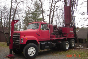 Bore-Truck